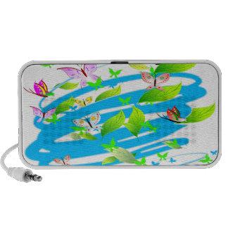Butterfly Art 12A Doodle Speaker System