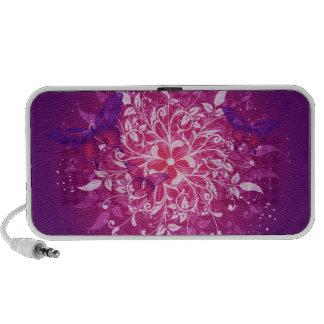 Butterfly Art 17 Doodle Speaker System