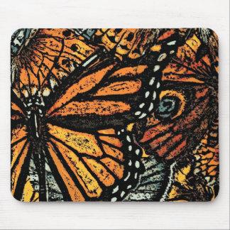 Butterfly Art 30 Mousepads