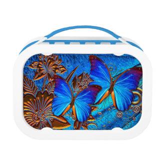 Butterfly Art 35 Lunch Box