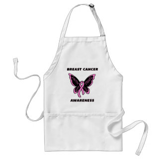 Butterfly/Awareness...Breast Cancer Standard Apron