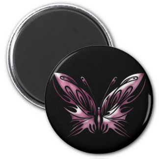 Butterfly Awareness Day June 6 6 Cm Round Magnet