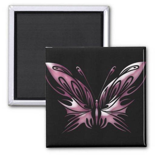 Butterfly Awareness Day June 6 Fridge Magnet
