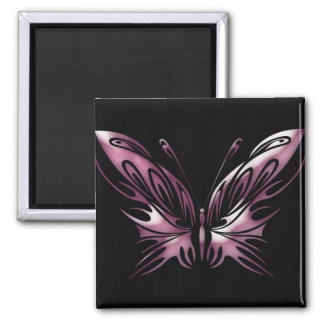 Butterfly Awareness Day June 6 Square Magnet