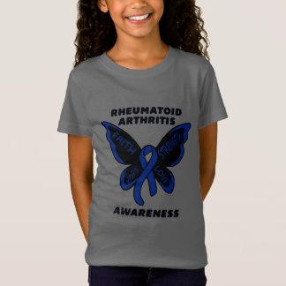 Butterfly/Awareness...Rheumatoid Arthritis T-Shirt