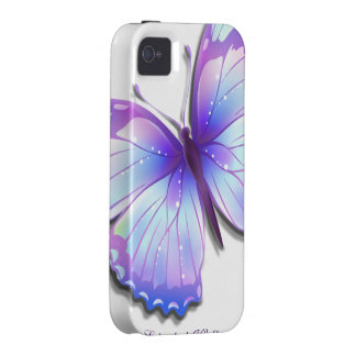 Butterfly B Case-Mate Case iPhone 4 Case