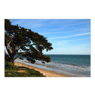 Butterfly Beach - Montecito, CA Photo Art