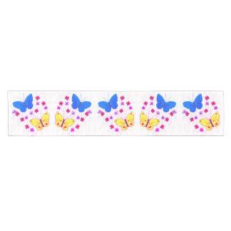 Butterfly Beauties Short Table Runner