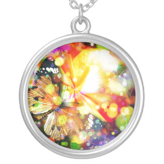Butterfly Beauty Custom Necklace