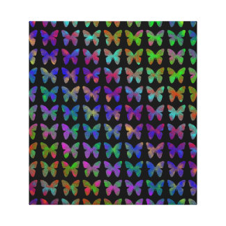 Butterfly bliss. canvas print