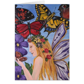Butterfly Bliss Card