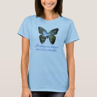 Butterfly Blouse T-Shirt