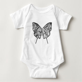 Butterfly bodysuit for Baby