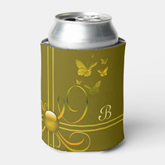 Butterfly Bows 2 Can Cooler