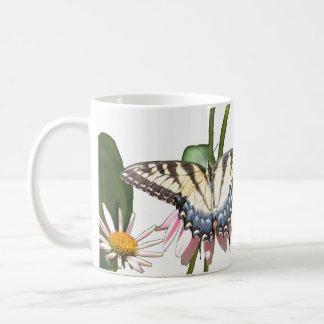 Butterfly & Bumblebee Mug