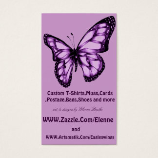 Butterfly__ Business Card