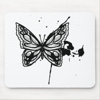 Butterfly Butterflies Moth Moths Insect Bug Mouse Pad