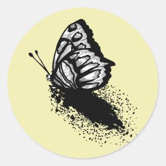 Butterfly ~ Butterflies Moth Moths Stickers