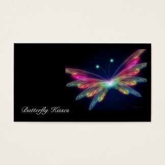 butterfly, Butterfly Kisses Business Card