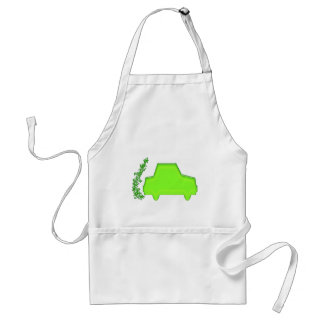 Butterfly Car ... The Eco Machine Standard Apron