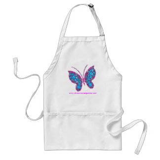 Butterfly Chef Standard Apron