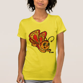 Butterfly Chloe Promotional Items Tee Shirt