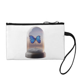 Butterfly Cloche Change Purse