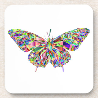 Butterfly Cocktail Coffee Mug Coasters
