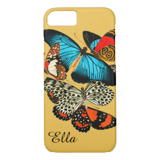 Butterfly Collage iPhone 7 Case
