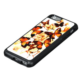 Butterfly Collage OtterBox iPhone 6 Case