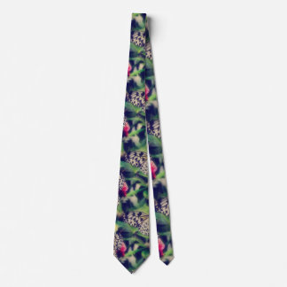 Butterfly Collage Tie