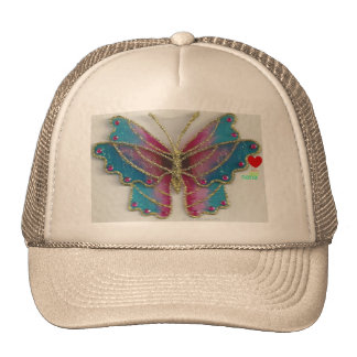 butterfly collection series id 10010 cap