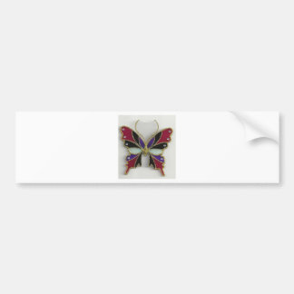 butterfly collection series id 10012 bumper sticker