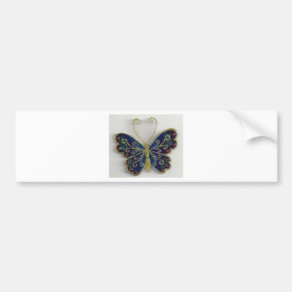 butterfly collection series id 10013 bumper sticker