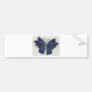 butterfly collection series id 10037 bumper sticker