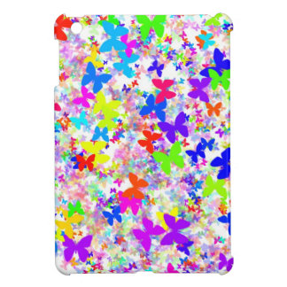 Butterfly Confetti iPad Mini case