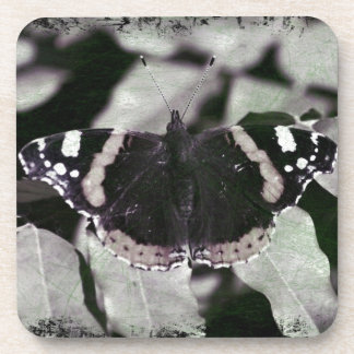 Butterfly Beverage Coasters