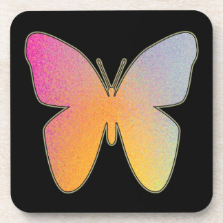 Butterfly Beverage Coaster