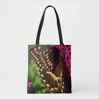 Butterfly Custom All-Over-Print Tote Bag