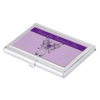 Butterfly Dance Business Card Holder