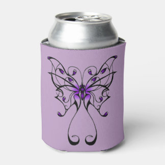 Butterfly Dance Can Cooler