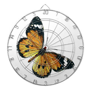 Butterfly Dartboard With Darts