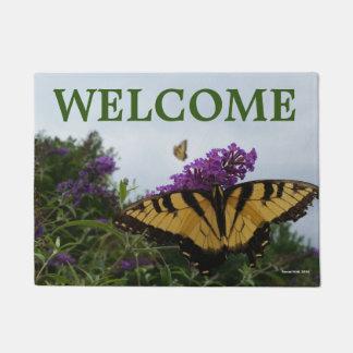 Butterfly Day Doormat