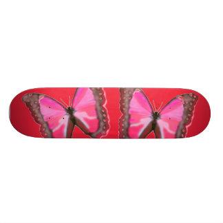 Butterfly decoration 19.7 cm skateboard deck