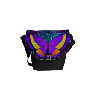Butterfly Delight Commuter Bags