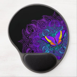Butterfly Delight Gel Mouse Pad