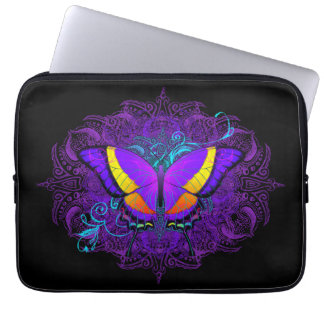 Butterfly Delight Laptop Sleeve