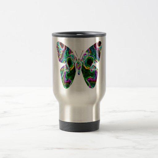 BUTTERFLY Design by Navin Mug