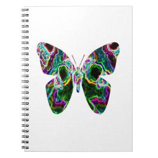 BUTTERFLY Design by Navin Notebook