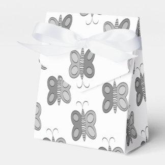 Butterfly Design Favor Box